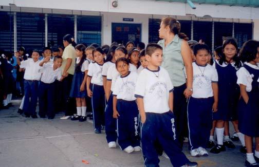 Santa Luisa Students