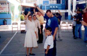 Santa Luisa School Activity