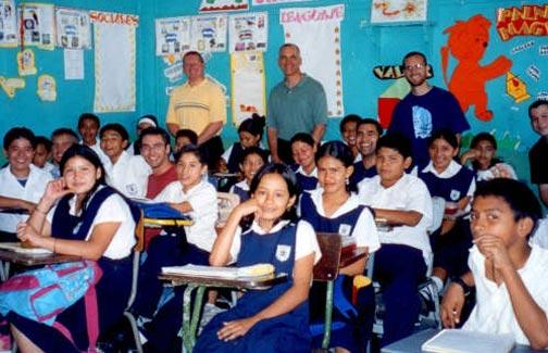 Santa Luisa Classroom