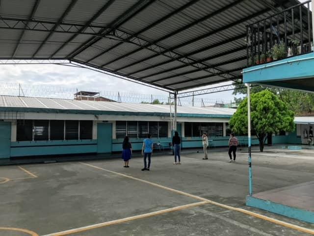 Santa Luisa Yard