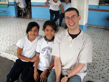 Santa Luisa Volunteers